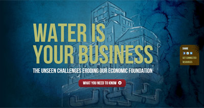 Water is Your Business