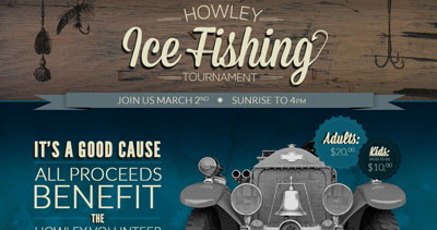 Howley Ice Fishing