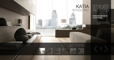 Katia Bongiorno - Art Buyer & Stylist