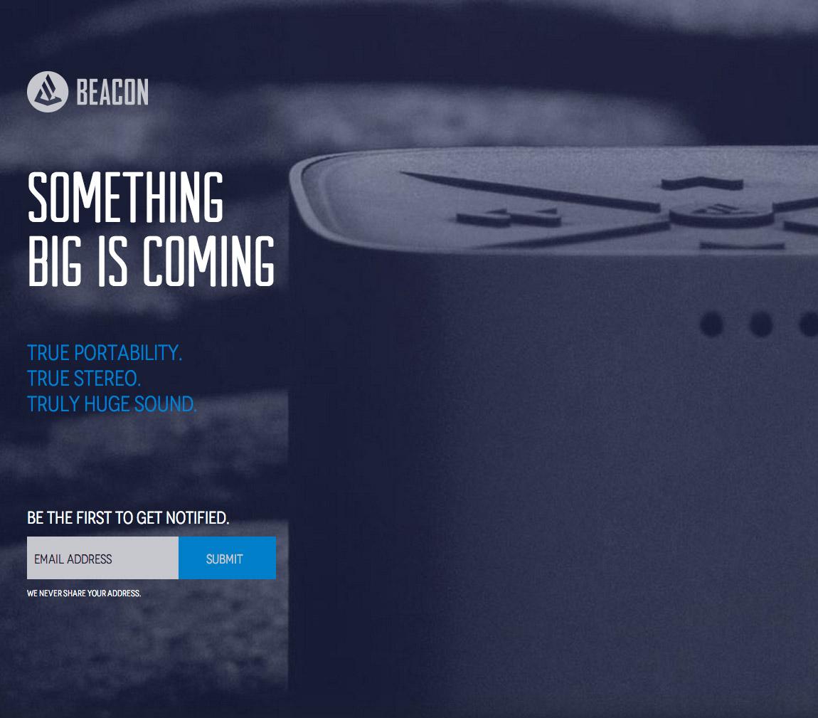 The Blazar Project Big Screenshot
