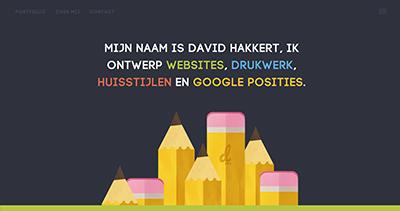 David Hakkert Visual Communication