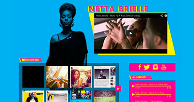 Netta Brielle