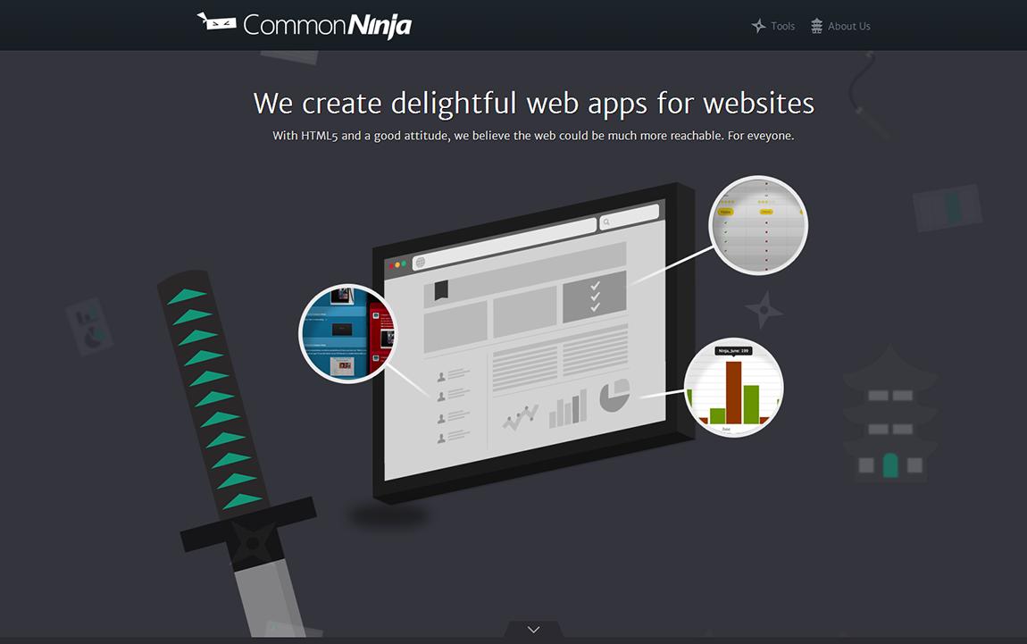 Common Ninja Big Screenshot
