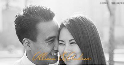 Allison & Andrew