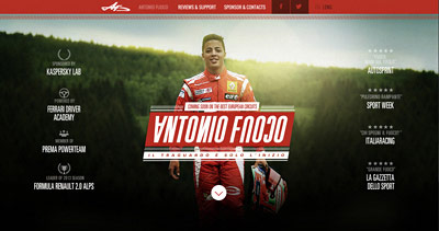 Antonio Fuoco -Coming soon