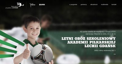 LOTOS Young Footballers Promotion Programme