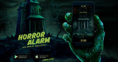 Horror Alarm