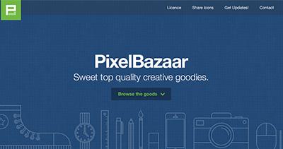 Pixel Bazaar