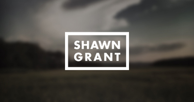 Shawn Grant - Visual Designer & Front-End Developer