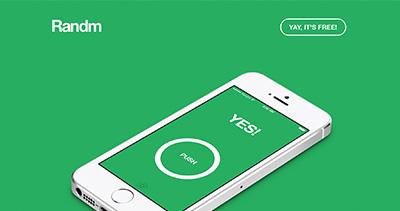 Randm iOS App