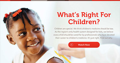 What's Right for Children?