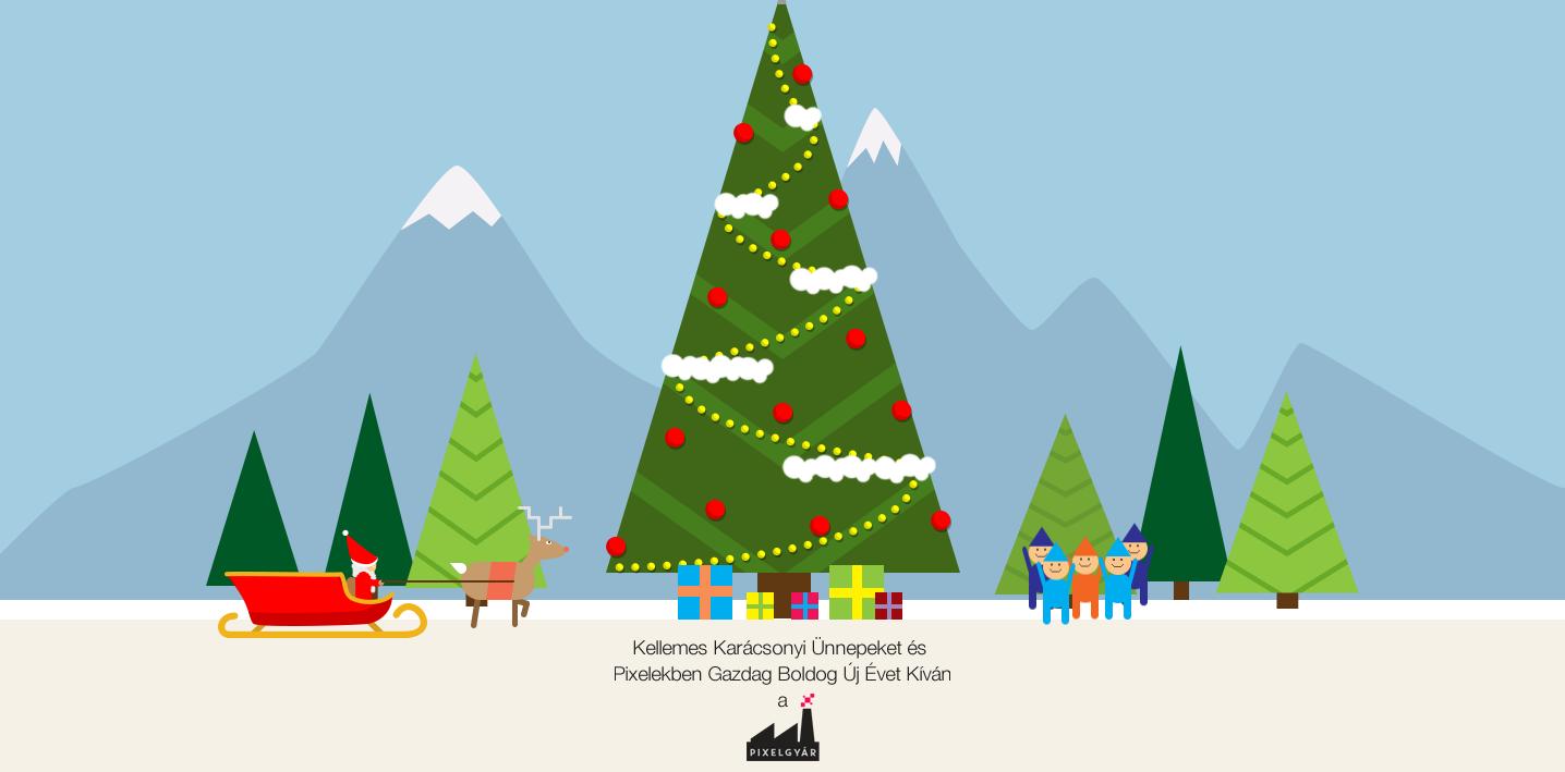 Pixelgy  r Christmas 2013