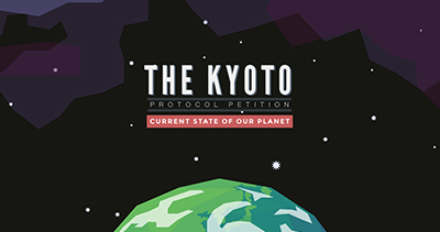 Support Kyoto Protocol