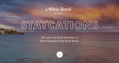Bondi Staycations