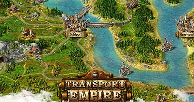 Transport Empire game