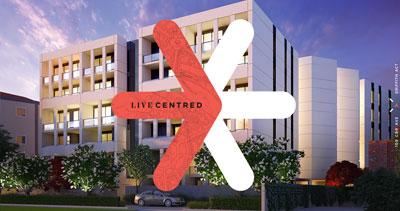 Axial Apartments