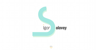 Igor Solovey - Web Design / Development